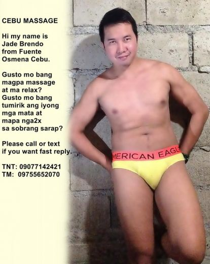 A Cebu Callboy and Masseur